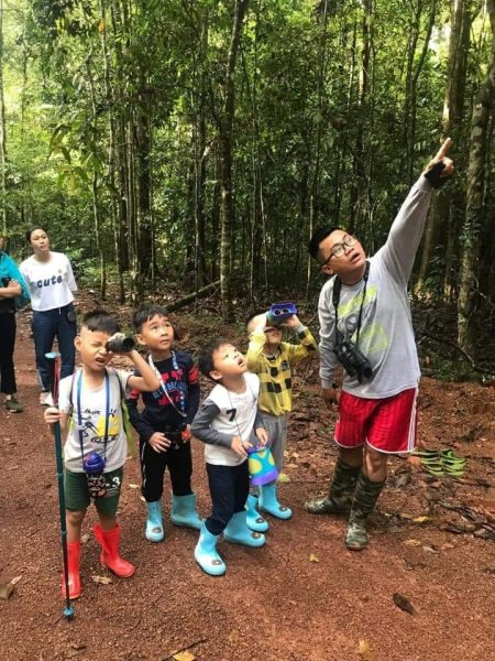 Bird Watching and Wildlife Tours in Dong Nai Nature Reserve