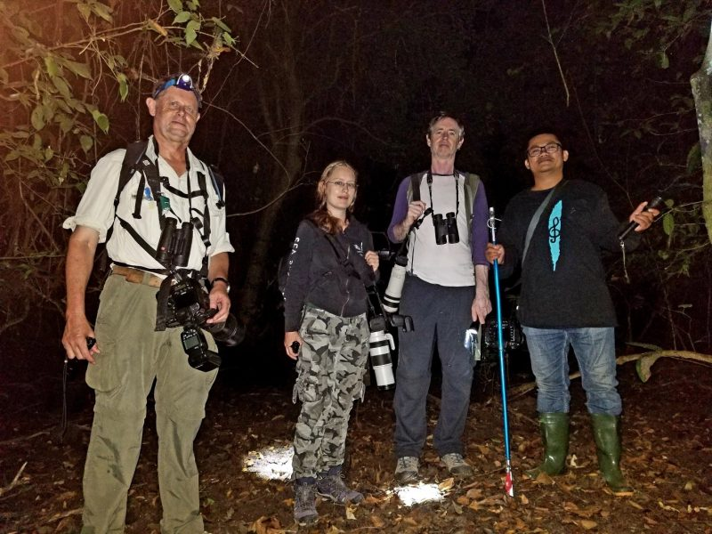 Herping tour in Cat Tien National Park